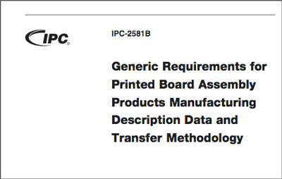 Wanted: Industry Input on Next Rev of IPC-2581