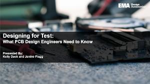 Ema Design Automation Webinar Addresses Testing Challenges In Pcb Design,University Of Cincinnati College Of Design Architecture Art And Planning