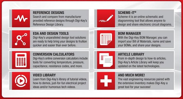 Digi-Key\'s Free Online Resources Meet Student Design Challenges