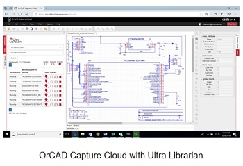 EMA Enhances OrCAD Capture Cloud with 14 Million-Part Ultra ... on